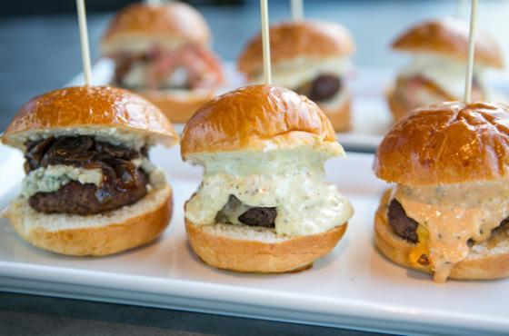 Lunchbox Laboratory Event Lab Burger Photo
