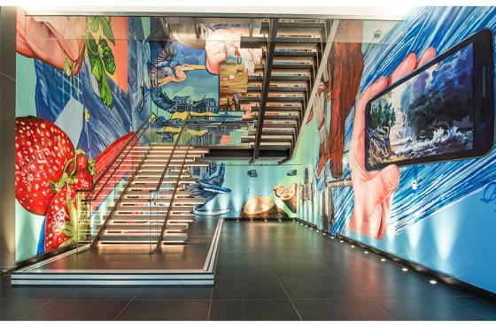 Staircase W Bellevue