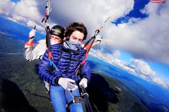 Tiger Mountain Paragliding