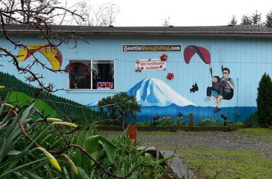 Tiger Mountain Paragliding Office
