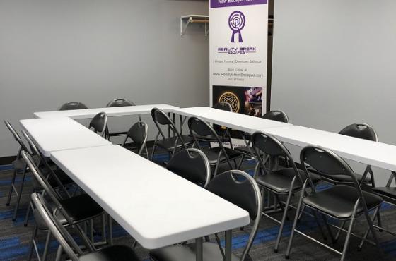 Meeting Room - U-Shape seating for 18