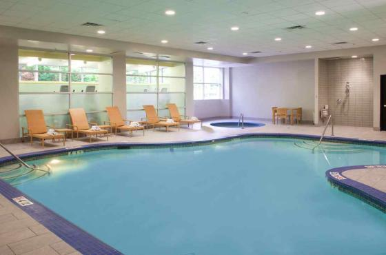 Embassy Suites Pool Post Renovation
