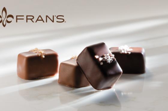 Fran's Salted Caramels
