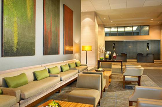 The Westin Bellevue Lobby