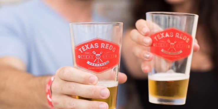 Texas Reds Festival