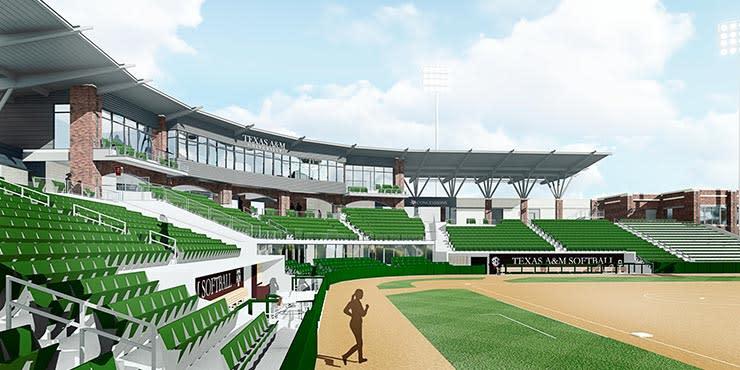 Davis Diamond Stadium Concept