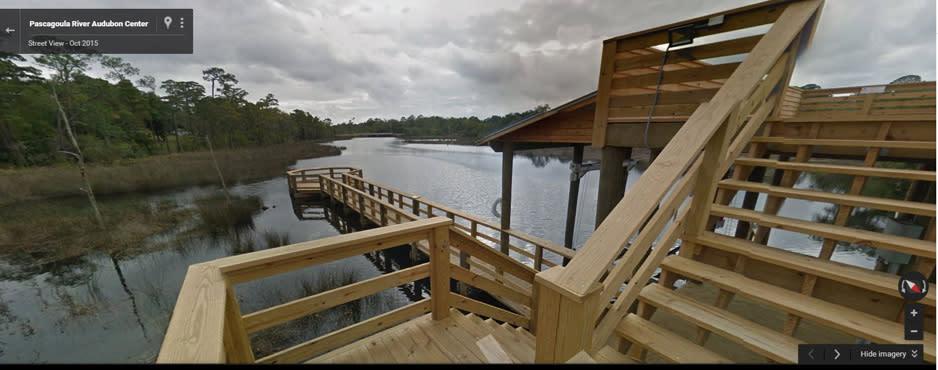 Pascagoula River Audubon Center-Trekker