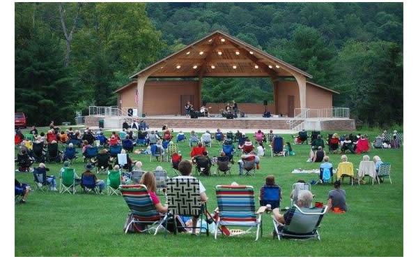OUTDOOR CONCERTS - GREEN LANE PARK