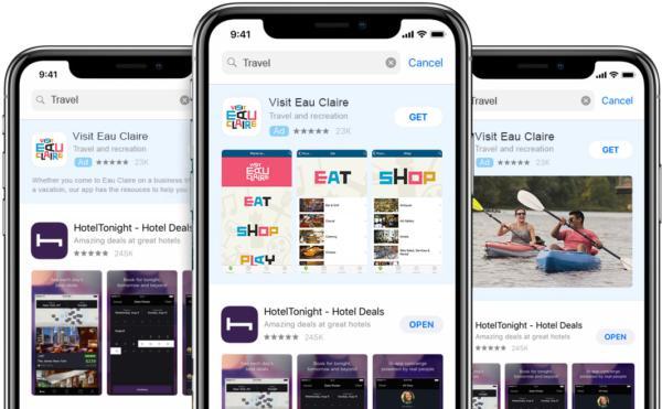 App Promotion- Apple Search Ads - DM - 0420