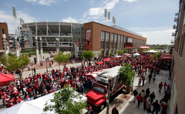 Cincinnati Reds Great American Ballpark