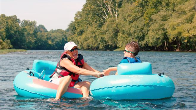 James River Tubing - Twin River Outfitter