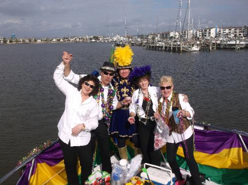 Krewe of Bilge - Mardi Gras