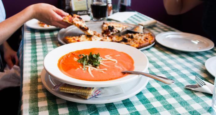 Bucceto's - Soup & Pizza