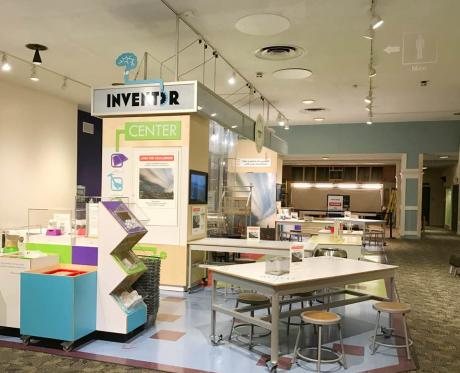 inventor Center at Rochester Museum & Science Center