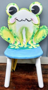 Frog Chair at Gallery on the Square