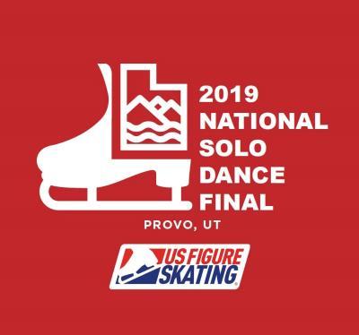National Solo Dance Final Logo