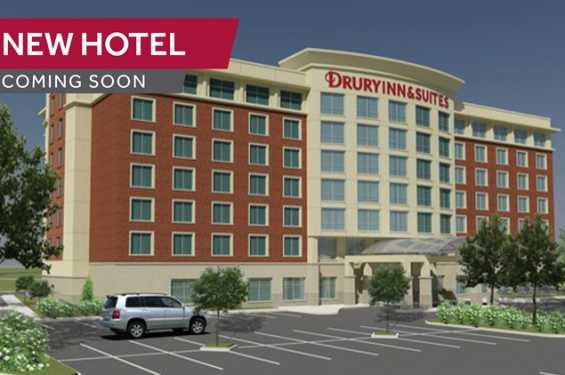 Drury Inn Render