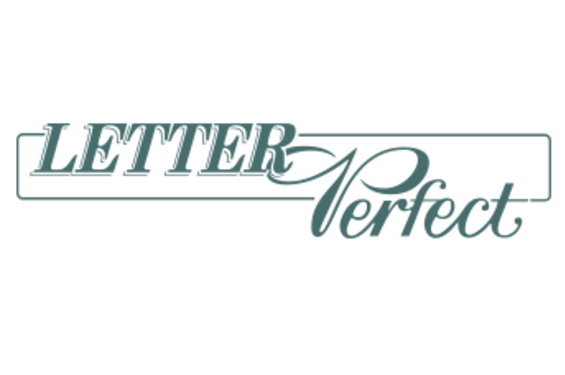 Letter Perfect Logo