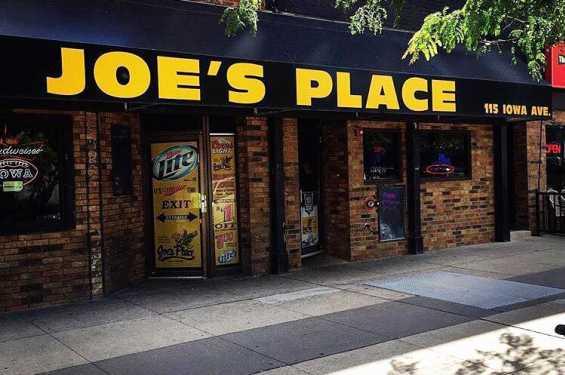 Joe's Exterior