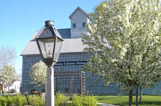 Amana Welcome Center