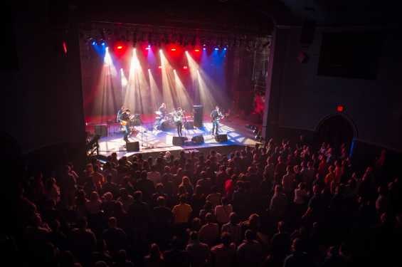 Live Concert at the Englert Theatre