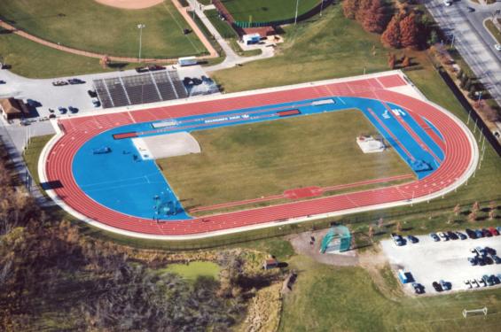 Cretzmeyer Track