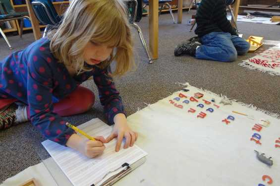 Montessori School of Iowa City