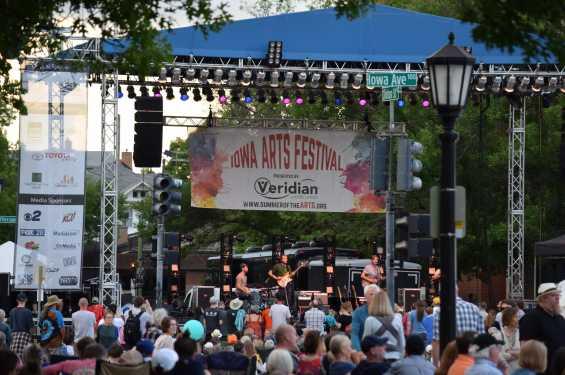 Iowa Arts Festival 2018