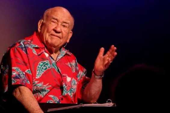 Ed Asner - A Man and His Prostate - May 2018