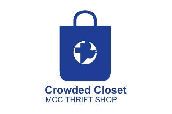 Crowded Closet MCC Thrift Shop