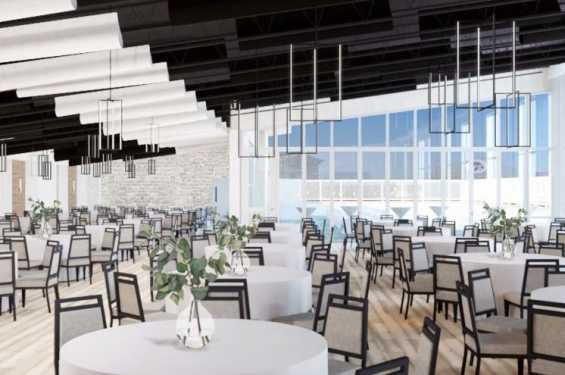 Heights Rooftop Event Space