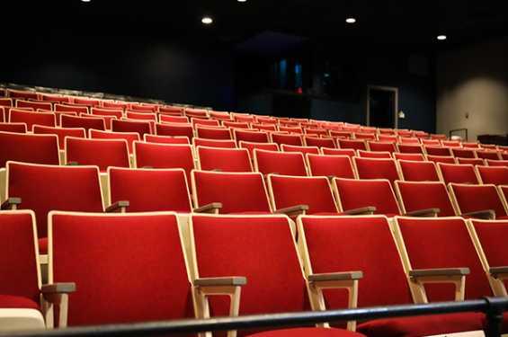 Old Creamery Theatre Seats