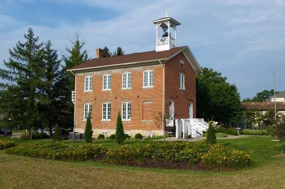 Coralville 1873 Schoolhouse
