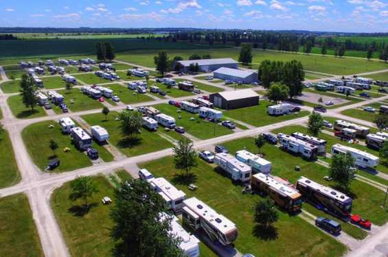 Amana RV Park & Event Center
