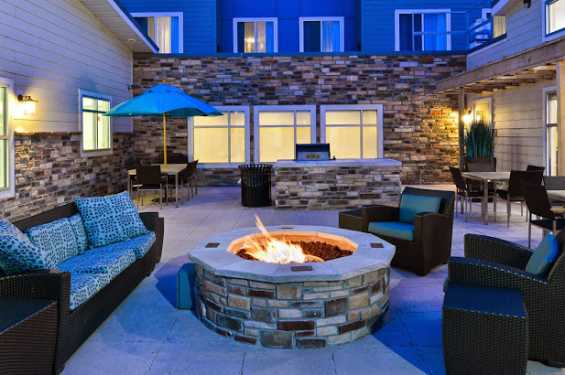 Residence Inn Patio