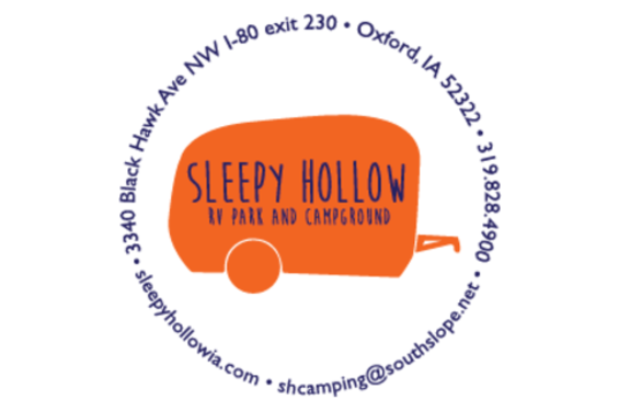 Sleepy Hollow RV Park and campground logo