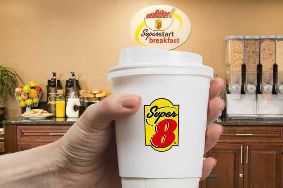 Super 8 Coffee