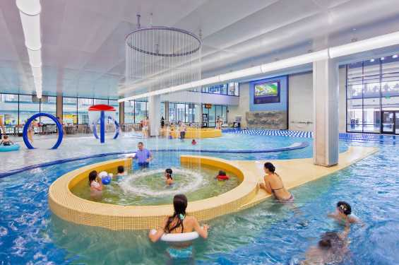 CRWC Leisure Pool
