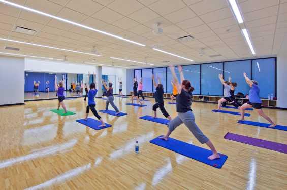 CRWC Fitness Class