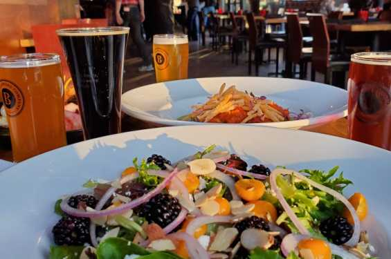 Citrus Salad & Pints