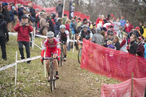 Fairgrounds - Jingle Cross