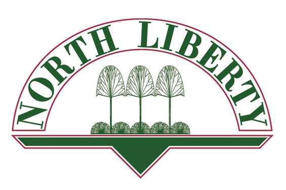 City of North Liberty logo