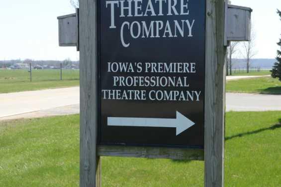 The Old Creamery Theatre