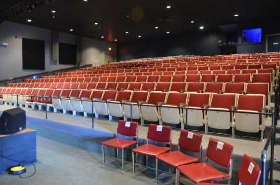 Main Stage Seats