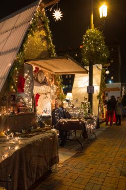 Christmas in Bethlehem - Christmas City Village 02 - Discover Lehigh Valley