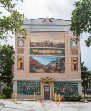 german mural