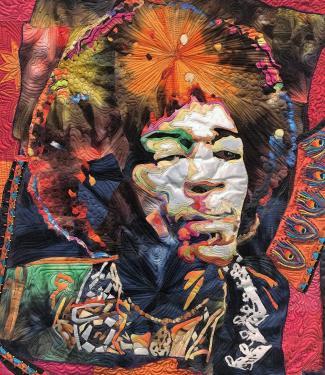 Penny Sisto's Jimi Hendrix