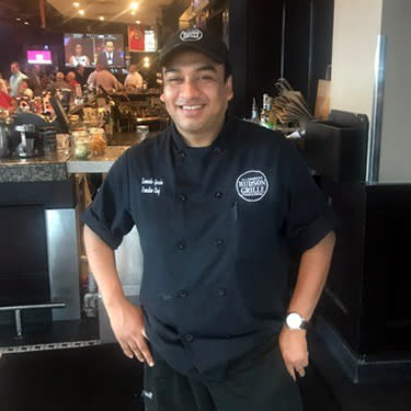 Photo of Hudson Grille Chef, Everardo Garcia