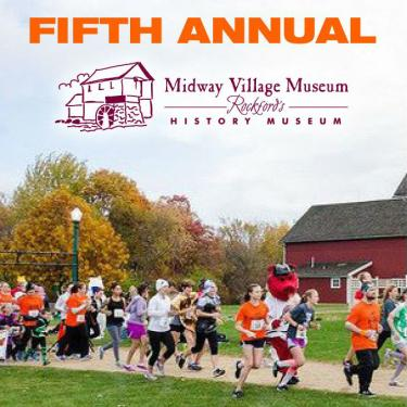 Trick or Trot 5K Run and Family Walk