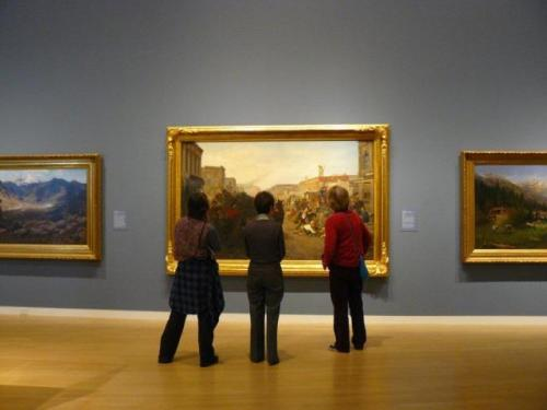 Our Hometown Tourists visit the Crocker Art Museum
